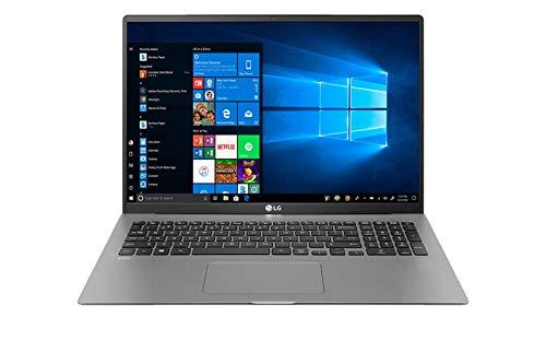 "LG Gram 17"" Ultra-Light Laptop with Intel® Core™ i7 Intel® Iris® Plus Graphics in Dark Silver"