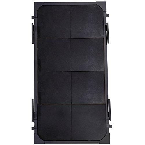 Titan Full Deadlift Platform w/ 8 Rubber Tiles