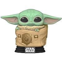 Funko Pop! Star Wars: The Mandalorian Baby Yoda in Bag