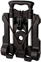 Samsonite Carro de equipaje plegable compacto, negro, talla