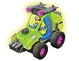 Grossery Gang 2 in 1 Gross Glow Assault Vehicle
