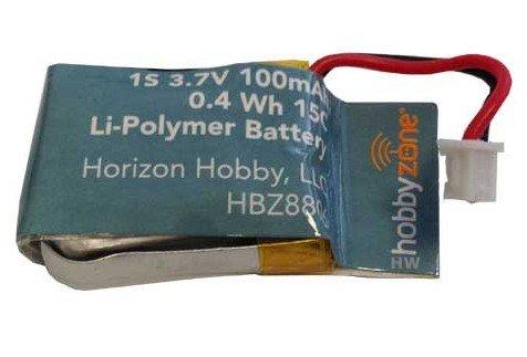 Hobbyzone Faze 2: Akku 100mAh 1S 3.7V