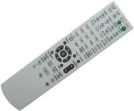 Easytry123 Remote Control for Sony STR-DE597 STK-KG700 STR-KM5000 STR-KM7600 STR-DG720 AV DVD Receiver