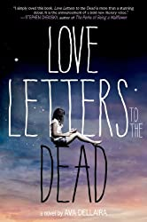 LOVE LETTERS TO THE DEAD by Ava Dellaira book cover, ebook deals, book deals, discount books, kindle, book sale