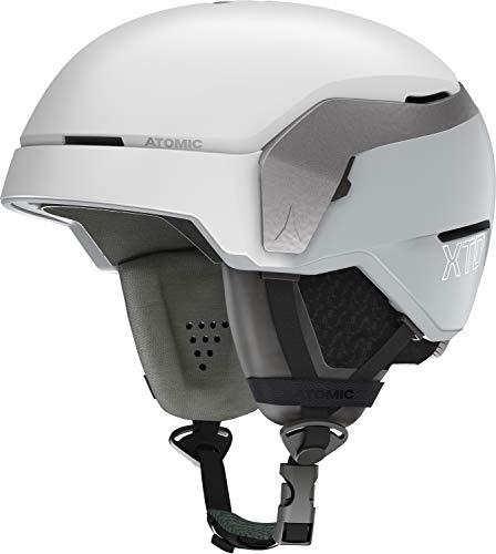 Atomic Casco de esquí Touring/All Mountain, Unisex, Count XTD, S (51-55 cm), Blanco, AN5006028S