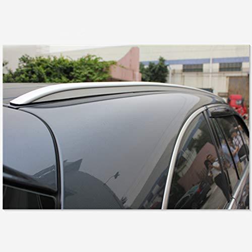 ZBHWYD Tabla de Techo, Barra Transversal de automóviles, Techo, Adecuado para 2014-2018 Mercedes-Benz R300 / 320 Barra Transversal de aleación de Aluminio Especial, Kit de modificación