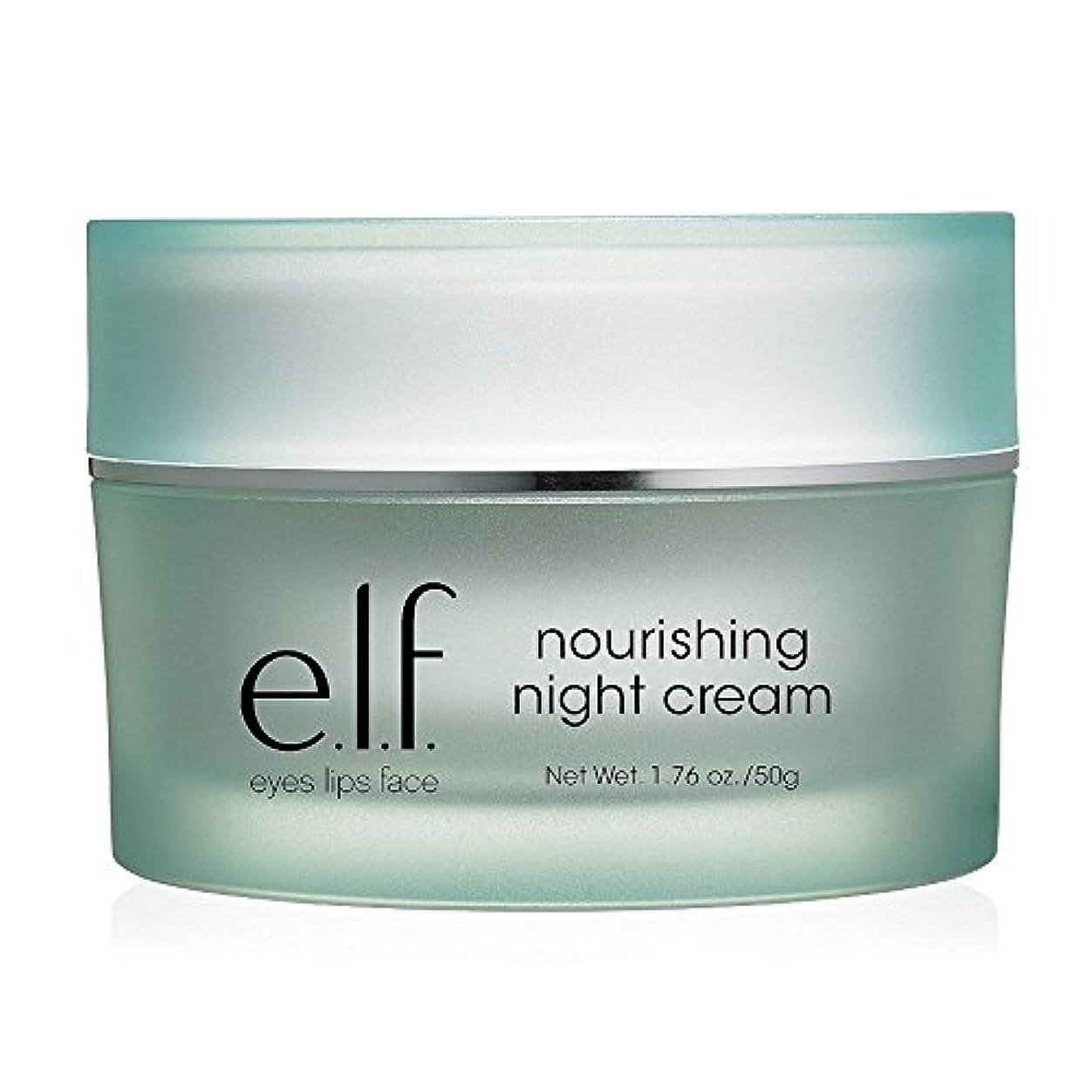 その他叫ぶエンドウ(6 Pack) e.l.f. Nourishing Night Cream (並行輸入品)