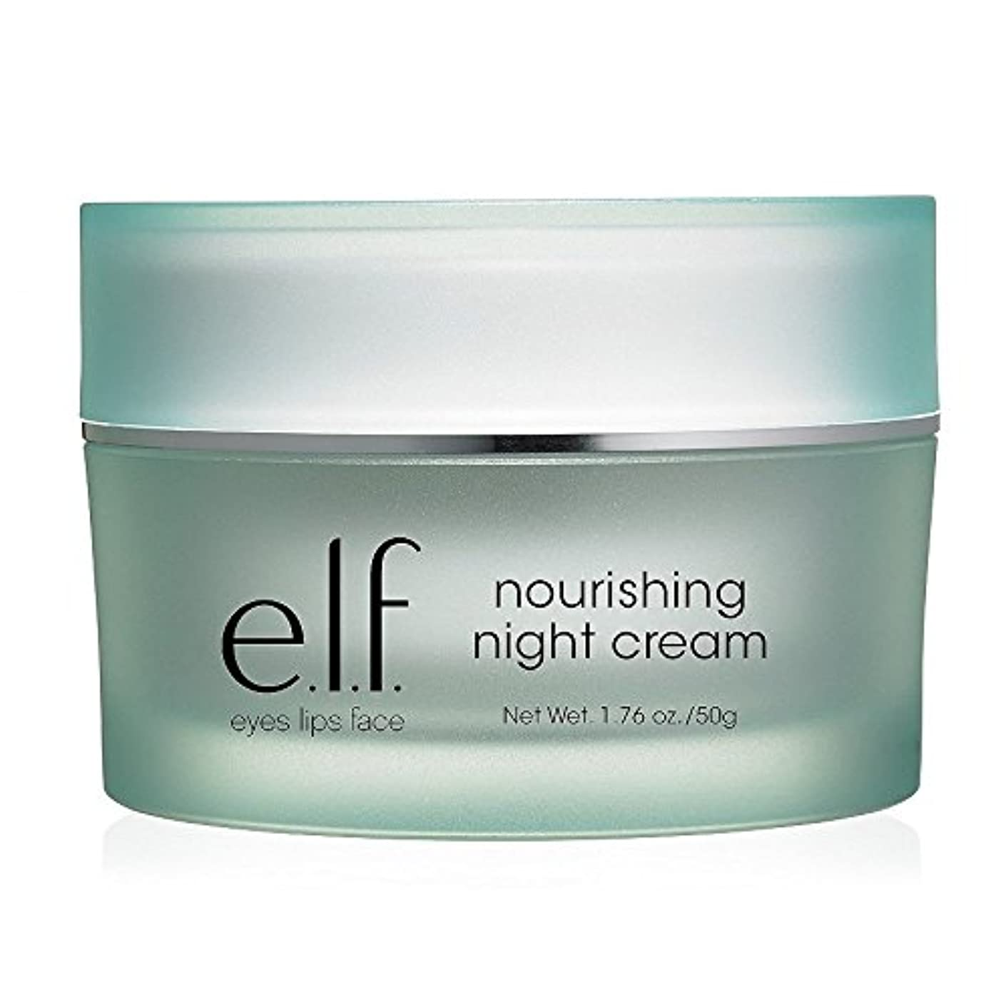 ロック解除叙情的なテレマコス(6 Pack) e.l.f. Nourishing Night Cream (並行輸入品)