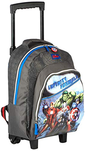 Disney Avengers Kindergepäck, 45 cm, 23.5 liters, Grau (Grey)
