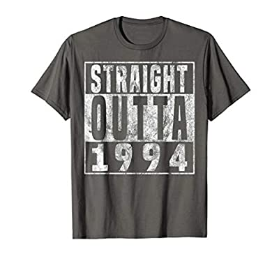 Straight Outta 1994 26th Birthday Gift 26 years old T-Shirt