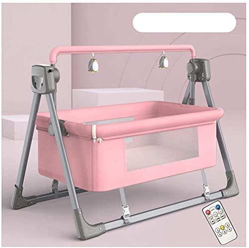 Cama de bebé, amplificación de oscilación ajustable, soporte de aleación de aluminio,...