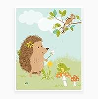 Sea Urchin Studio Art Print, Dandelion Puff, 8 x 10 by Sea Urchin Studio