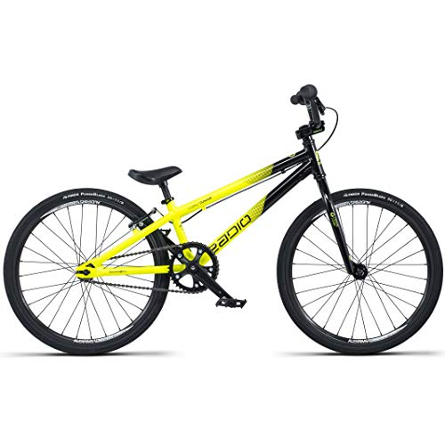 Radio Cobalt Junior 2019 BMX Race (18.5' - Black/Neon Yellow)
