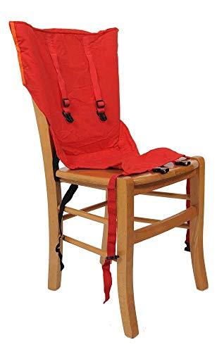 SNS 602 Sack'N Seat - Kindersitz To-Go - Rot