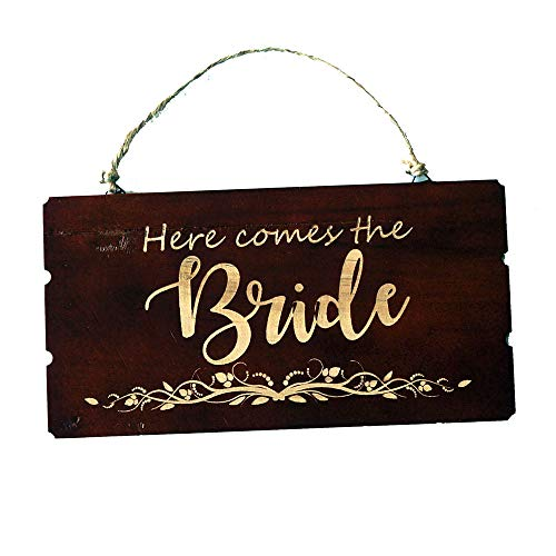 Pongs Rustic Wooden Sign (9.45