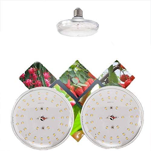 Plantlicht 1pc 18W E27 LED volledig spectrum lamp voor plantengroei tuinbouw tuinlamp