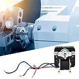 L-Yune,bolt Variable 1pc AC Acero Inoxidable Motor YJ48 220V AC Motor asíncrono for el Calentador purificador de Aire de ventilación del Ventilador Controler