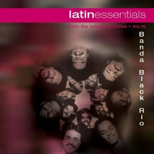 Latin Essentials by Banda Black Rio (2003-11-04)