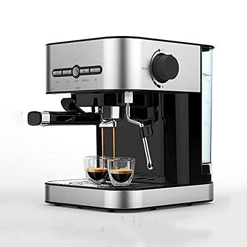 W pełni automatyczny młynek do parzenia kawy Ekspres do kawy Espresso Wbudowany spieniacz do mleka, System ciśnieniowy Ekspres do kawy, Domowy ekspres do kawy Młynek do przypraw Wy