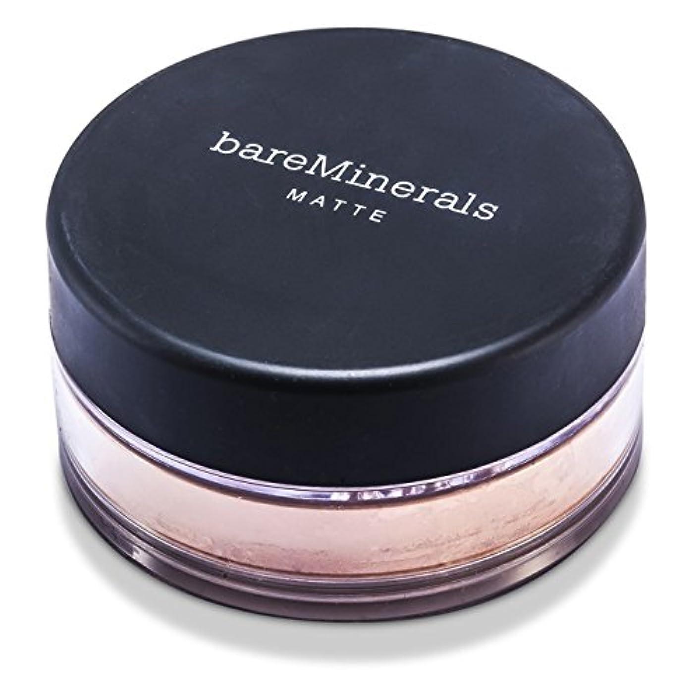 オリエントくるくる銛BareMinerals ベアミネラル マット ファンデーション SPF15 - Fairly Medium 6g/0.21oz並行輸入品