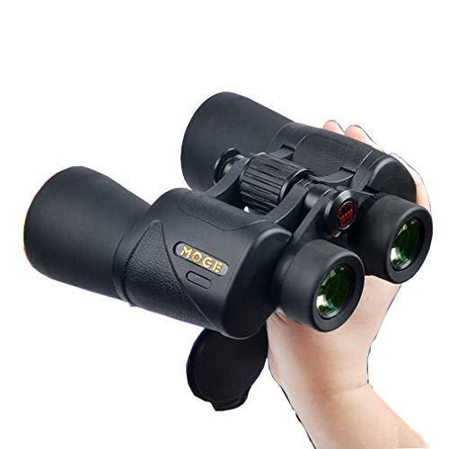 PIGE Télescope pour Enfants Jumelles 8-10 Fois Opération Forme Simple et sûre Corps en métal Mignon Protection de l'environnement Emballage Cadeaux pour Enfants (Taille : E10×50)