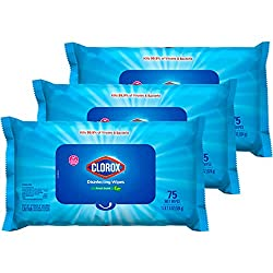 Clorox Disinfecting Wipes, Bleach Free Cleaning Wipes