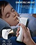 DynaBliss elektrischer Nasensauger Test Vergleich 6