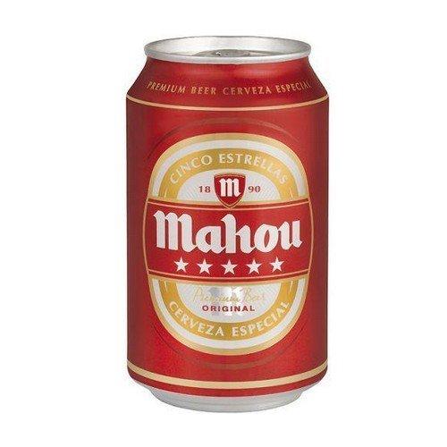Safe Box / Lattina nascondiglio imitazione birra (Mahou)