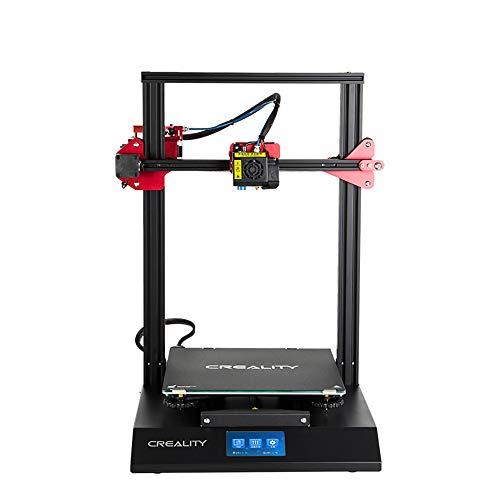 L.W.S Imprimante 3D CR-10S Pro avec PTFE Capricorne à nivellement Automatique et extrudeuse Bondtech Imprimante 3D à Double engrenage