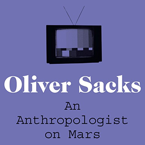 An Anthropologist on Mars cover art