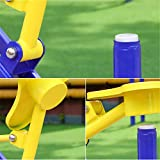 WXH Multifunktions-Rudergerät Rudergerät, Cardio- und Vollarm-Trainings-Fitnessgerät, Hochwertiger Stahl, Ganzkörper-Fitnessgerät für zu Hause - 3