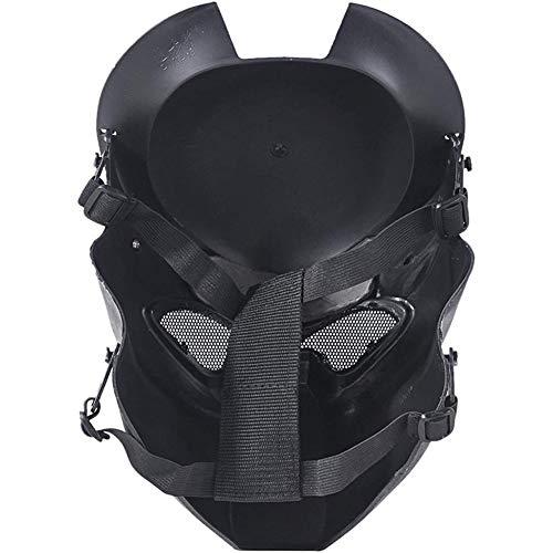 Mascara Airsoft Lobo