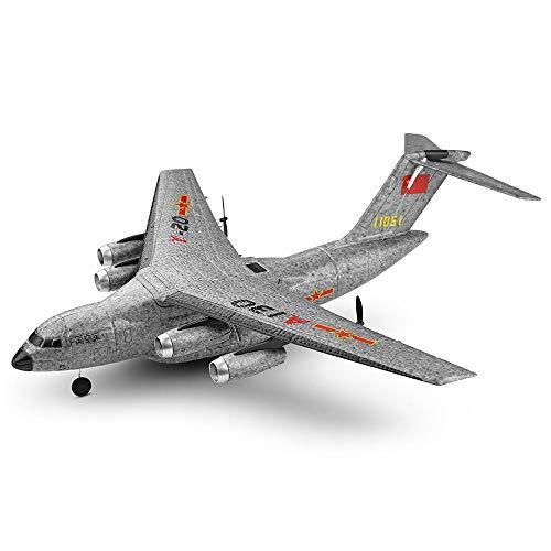 Motyy RC Flugzeug 2.4G 3CH 500mm EPP Spannweite Fixed Wing Aircraft RTF Built-in Gyro entfernen Gesteuertes Spielzeug-Kind-Geschenk-drahtloses Ferngesteuertes Spielzeug (Größe : A130)