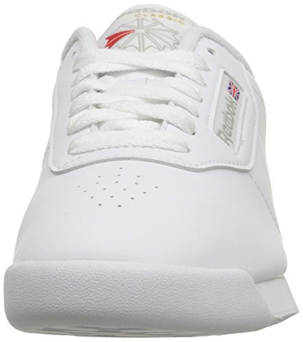 Reebok Princess, Women's Sneakers, White (Int-White), 6 UK