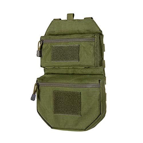 8FIELDS Sac à dos de combat Premium Assault Back Mod.2 MOLLE Hydration Bag Army Airsoft, Vert OD