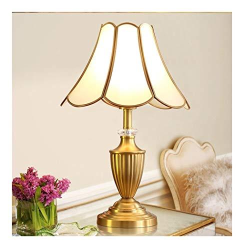 WYZ tafellamp in Europese stijl, eenvoudig, kristal, voor nachtkastje, bruiloft, Ikea voor bruiloft, warm, romantisch, tafellamp, bescherming van de ogen, creatief