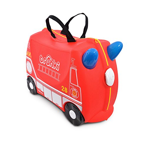 Trunki Baby, Frank Fire Truck (Red)