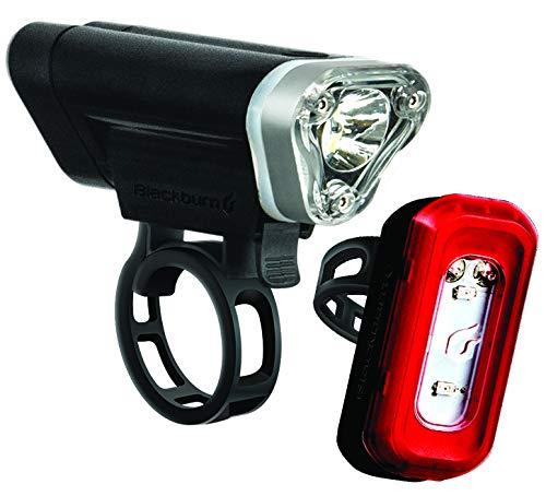 Blackburn Local Bike Set Light (75 Lumens Front, 15 Lumens Rear)
