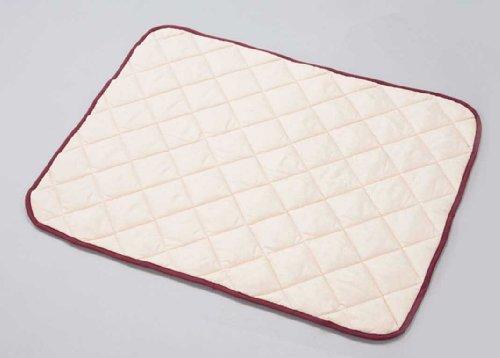 オーラ蓄熱繊維足湯気分暖らんこたつマット長方形80×110cm