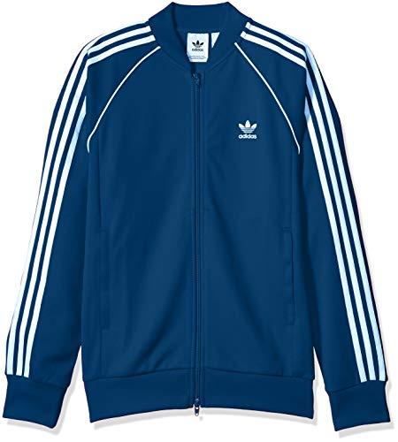 Adidas Originals, Giacca della tuta Superstar, da uomo - Blu - S