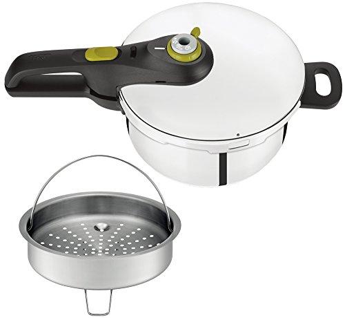 ティファール 圧力鍋 3L IH対応 1~3人用 片手鍋 セキュア ネオ 10年保証 P2534045 T-fal