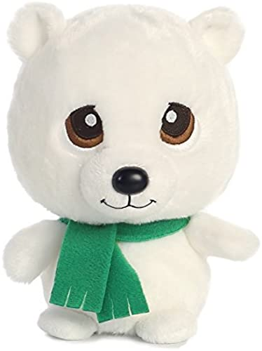 Aurora World Wuv polaire d'hiver en peluche par Aurora World
