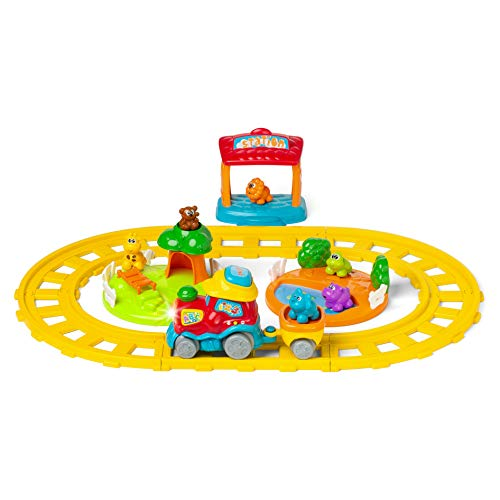 Chicco - Train des Aventures - 1-4 Ans