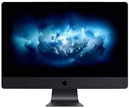 "Apple iMac Pro 27"" with 5K Retina Display; 3.0GHz 10-Core Intel Xeon W, 64GB RAM, 1TB SSD, Radeon Pro Vega 64 (16GB HBM2) Z0UR00085"