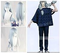 【AGOS】 【呪術廻戦 衣装】アニメ版 真人(まひと) コスプレ衣装 ウィッグ 付き