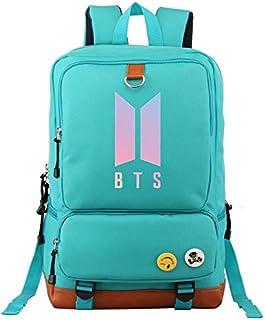 DAMO bulletproof youth pack BTS backpacker backpacker backpacker bag (purple)