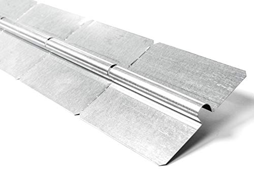 Agosie Wärmeleitbleche für Fussbodenheizung Trockenbausystem   Ø14mm Rohr   VPE 50 St.