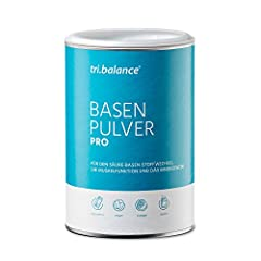 tri.balance Base Powder Pro 300 g – 1 pack I Met zink voor ontzuring I Voor de zuur-base balans veganist ik*