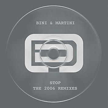 Stop - The 2006 Remixes