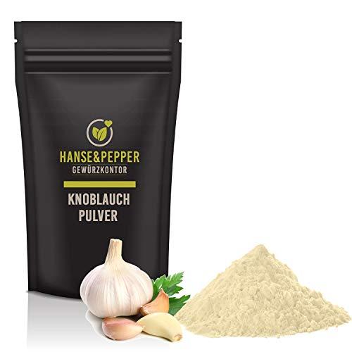 1kg Knoblauch Pulver fein gemahlen Vegan Knoblauchpulver in Spitzenqualität - Gourmet Serie